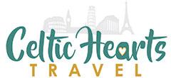 Celtic Hearts Travel Logo